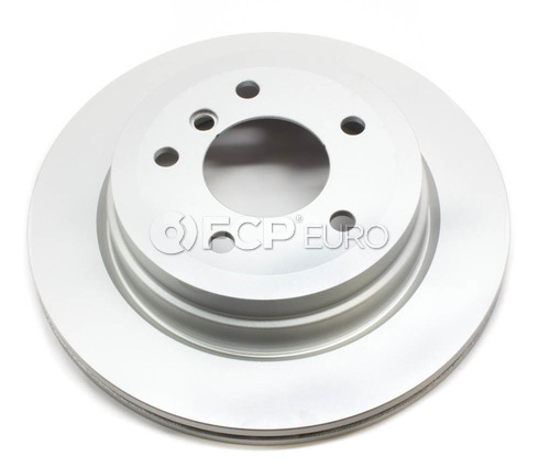 BMW Brake Rotor Rear Rear - Bosch 15010127