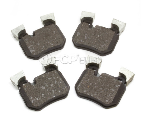 BMW Brake Pad Set Rear (135i)  - Bosch EuroLine 0986494421