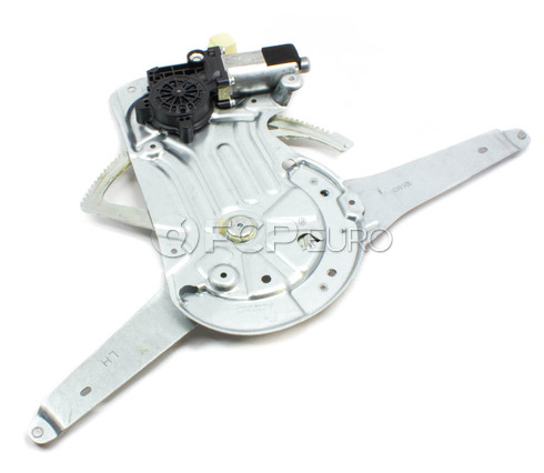 volvo window regulator with motor front left s80