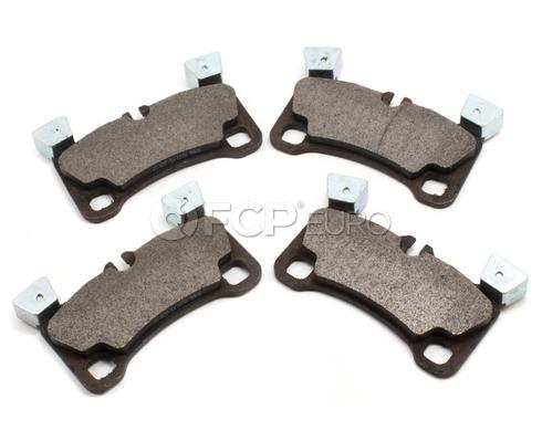 Porsche Audi VW Disc Brake Pad Set (Q7 Cayenne Touareg) - Bosch 95535293963