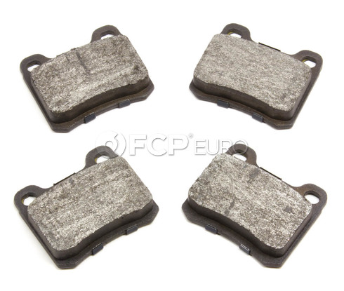 Mercedes Brake Pad Set Front Rear - Bosch BP335