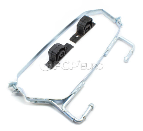 Mini Cooper Muffler Strap Rear Upper  - Rein 18207520245