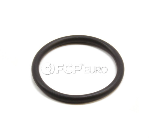 BMW Coolant Hose O-Ring (Thermostat to Engine Block Hose) - Genuine BMW 11537545278