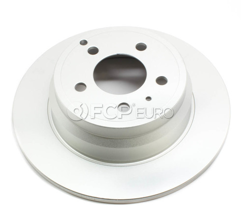 Volvo Brake Disc Rear (850 C70 S70 V70) - Meyle 31262099