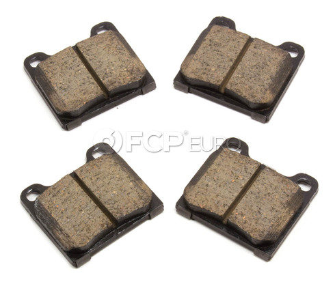 Volvo Brake Pad Set - Akebono 30793802