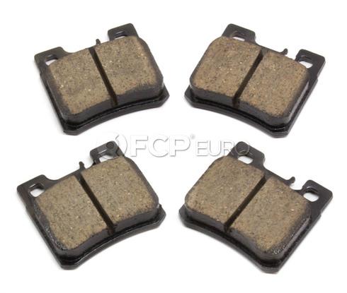Mercedes Brake Pad Set - Akebono 005420172041