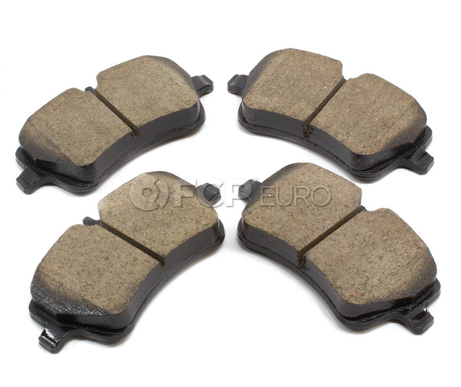 Mercedes Brake Pad Set - Akebono 0054206220