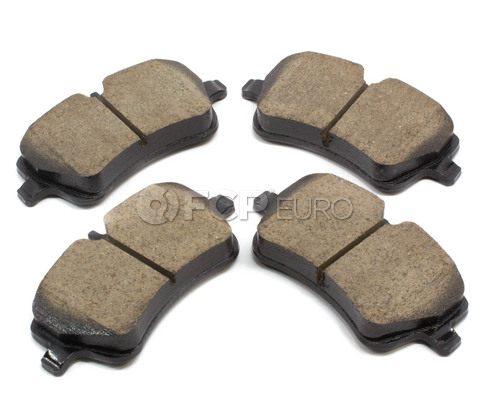 Mercedes Brake Pad Set - Akebono 0054206220