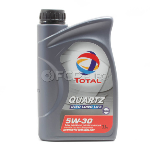 5W30 Quartz INEO Long Life Synthetic Engine Oil (1 Quart) - Total  181711