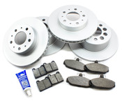 Volvo Brake Kit - Meyle KIT-516952