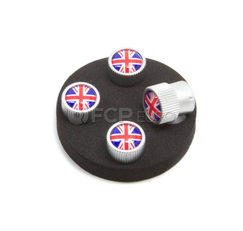 Mini Cooper Valve Cap - Genuine Mini 36110429946