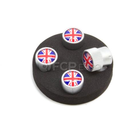 Mini Cooper Valve Cap - Genuine Mini 36110429946