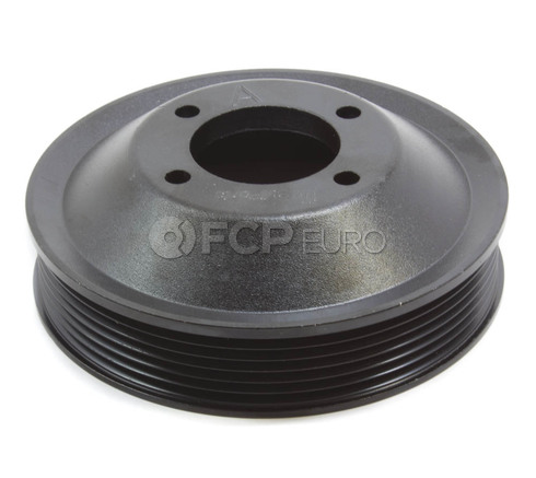 BMW Aluminum Water Pump Pulley - URO 11511730554