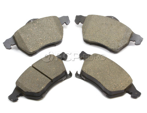 Saab Brake Pad Set (900 9-3 9-5) - Meyle D8819SC