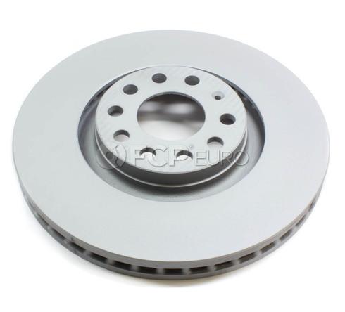 Audi VW Brake Disc - Zimmermann 8E0615301AD
