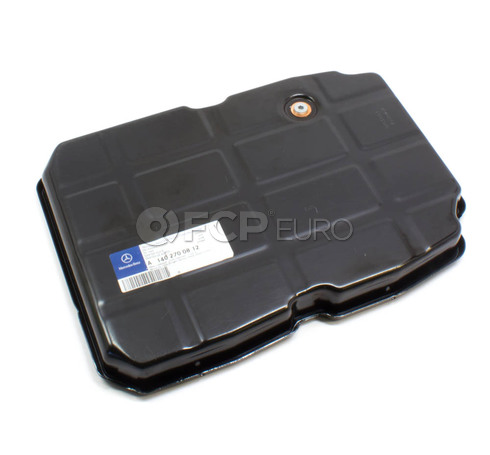 Mercedes Transmission Oil Pan - Genuine Mercedes 1402700812