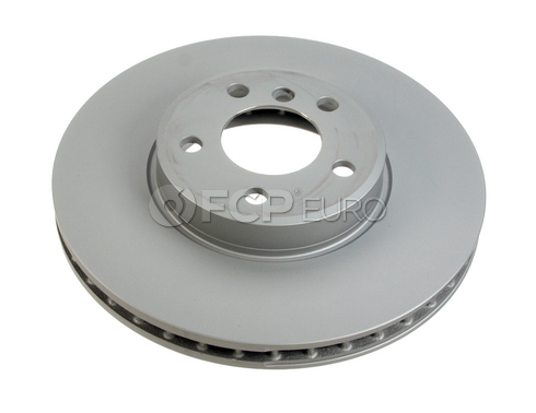 BMW Brake Rotor Front (E53) - Zimmermann 34116794300