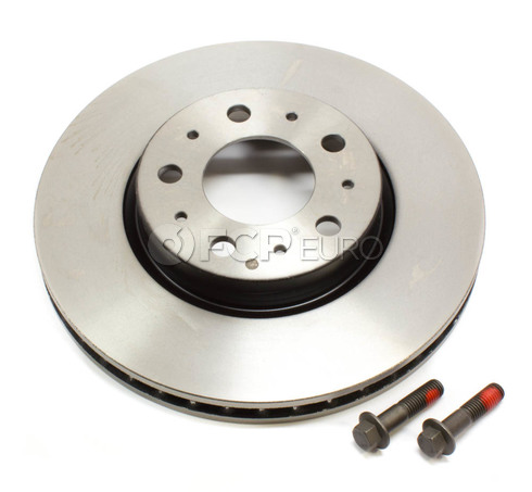 "Volvo Brake Disc Front 11"" (850 C70 S70 V70) - Genuine Volvo 31262092"