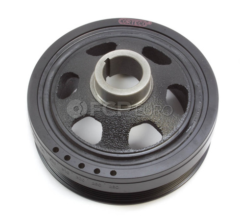 Mercedes Crankshaft Pulley - Corteco 112035130005