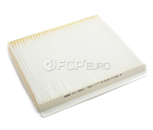 Saab Cabin Air Filter (9000) - Mann 4072393