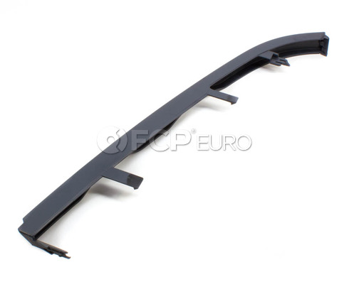 BMW Headlight Trim Left Lower (E46) - Genuine BMW 51138208485