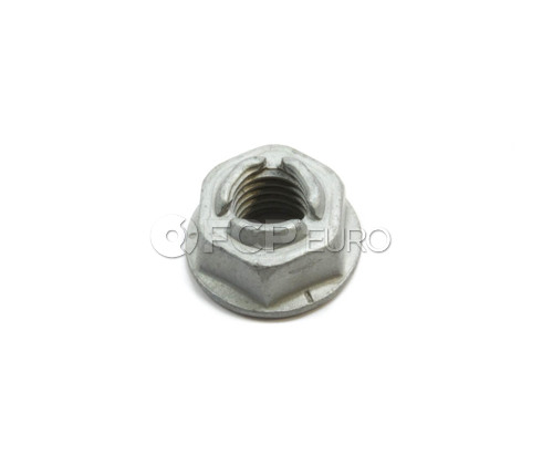 BMW Hex Nut with Flange - Genuine BMW 33506784003