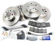 Volvo Brake Kit (240 242 244 245) - Brembo 240ULTKIT