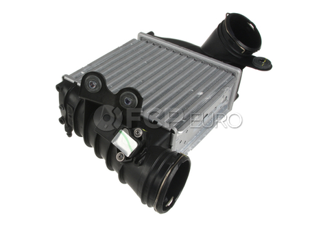 VW Intercooler (Jetta Golf) Nissens - 1J0145803N