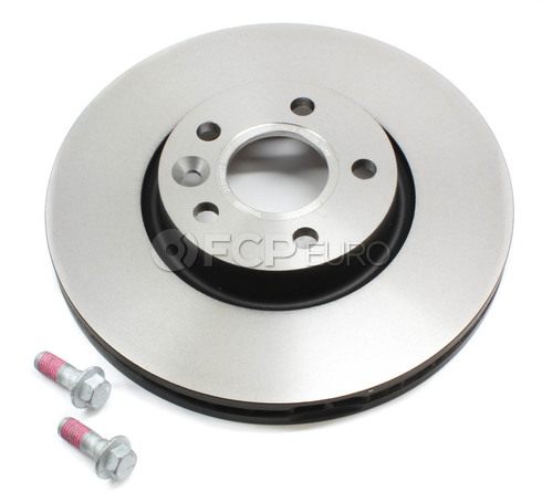 "Volvo Brake Disc 11.81"" (S60 V70 XC70 S80) - Genuine Volvo 31341382"