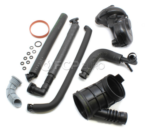 BMW Cold Climate PCV Breather System Kit - 11617533400KT5