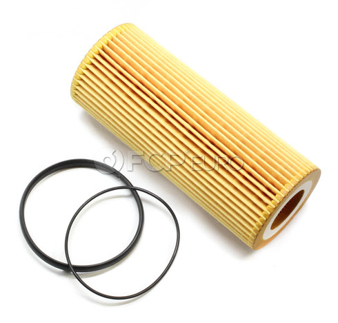 Audi VW Engine Oil Filter (A4 A6 Q5 A5 Quattro) - Mann (OEM) 06E115562A