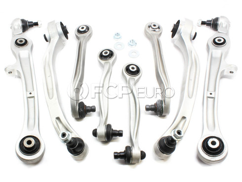 Audi Control Arm Kit 8-Piece - Karlyn A6KIT2