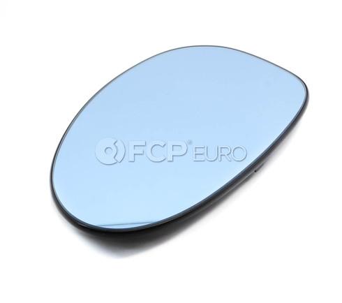 BMW Mirror Glass Left - Genuine BMW 51167157247