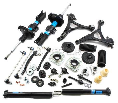 Volvo Comprehensive Suspension Kit (XC90) - XC90FRONTREARKIT