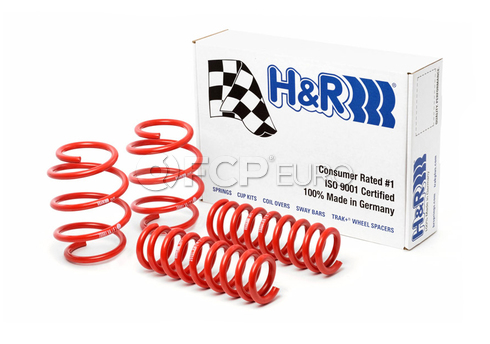 BMW Sport Spring Lowering Kit - H&R 28891-2