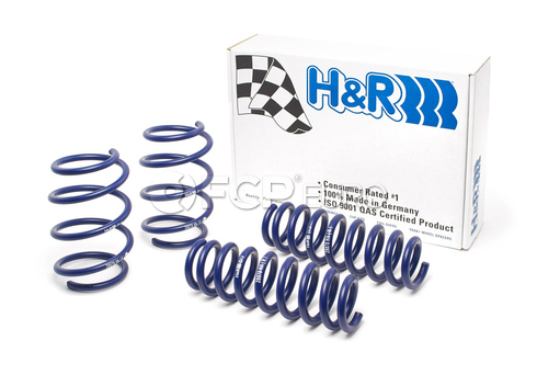 BMW Sport Spring Lowering Kit - H&R 28878-2