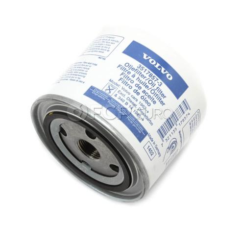 Volvo Engine Oil Filter (240 242 244 245 740 850 940 960 S70 V70) - Genuine Volvo 3517857