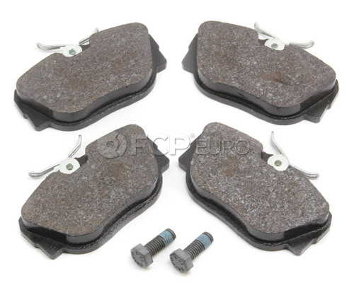 BMW Brake Pad Set - Meyle D385SM