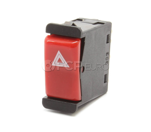 Mercedes Hazard Warning Switch - Hella 0008209010