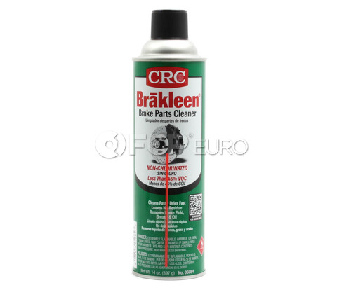 CRC Brakleen Brake Cleaner (14 oz. Aerosol Can) - CRC Industries 05084