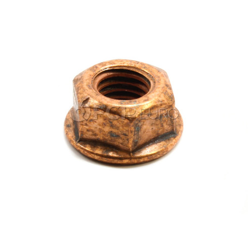 BMW Hex Nut Wiht Flange - Genuine BMW 18307620549