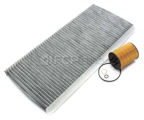 BMW Inspection 1 Service Kit (E53) - Genuine BMW 88002353917