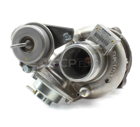 Volvo Turbocharger (S60 S80 V70 XC70 XC90) - Genuine Volvo 36002369