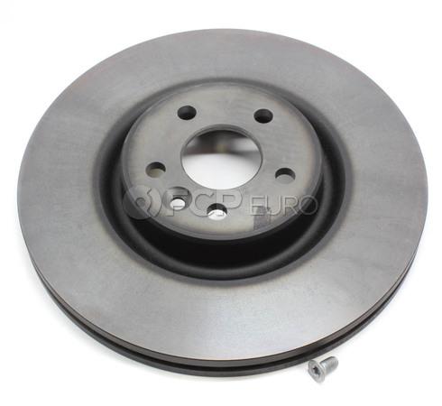 """Volvo Brake Disc Front 13.22"""" (S60 V70 XC70 S80) - Genuine Volvo 30769057"""