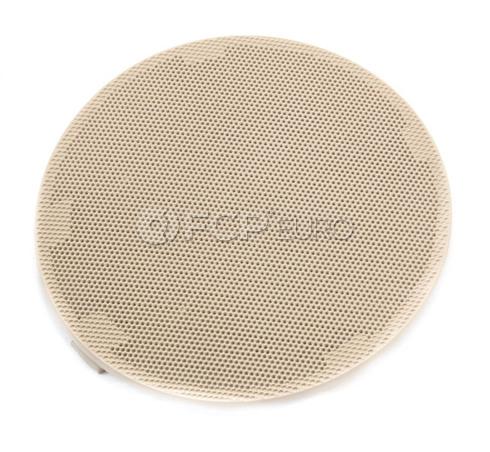 BMW Speaker Cover Beige Left  - Genuine BMW 51418224387