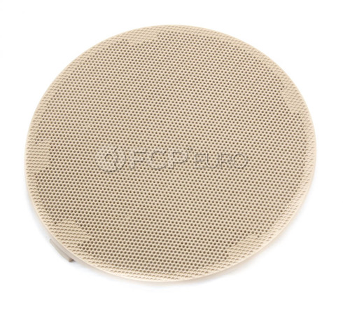 BMW Speaker Cover Beige Left  - Genuine BMW 51418224387