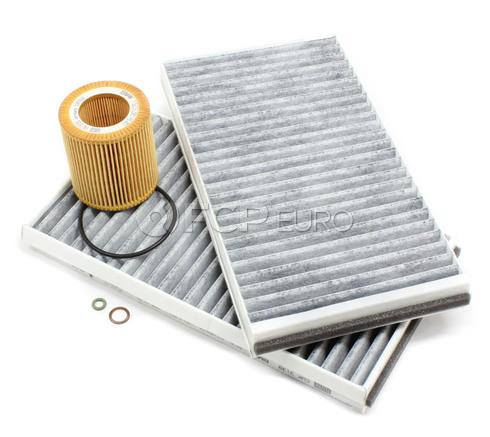 BMW Dealer Service Kit (Inspection I) - Genuine BMW 88002334980