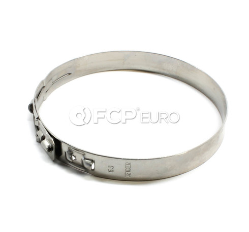BMW Muffler Clamp (63mm Dia) - Genuine BMW 11617831745