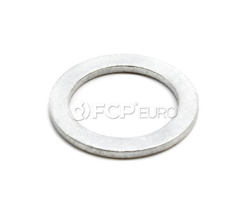 BMW Coolant Drain Plug Crush Ring - Genuine BMW 07119963225