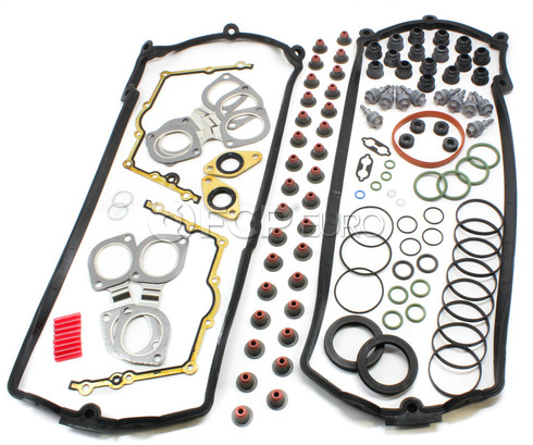 BMW Cylinder Head Gasket Set - Genuine BMW 11127551822